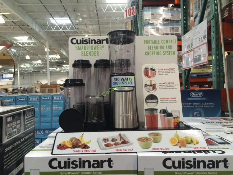 Cuisinart Smartpower Blender & Chopping System, Model# CPB-300
