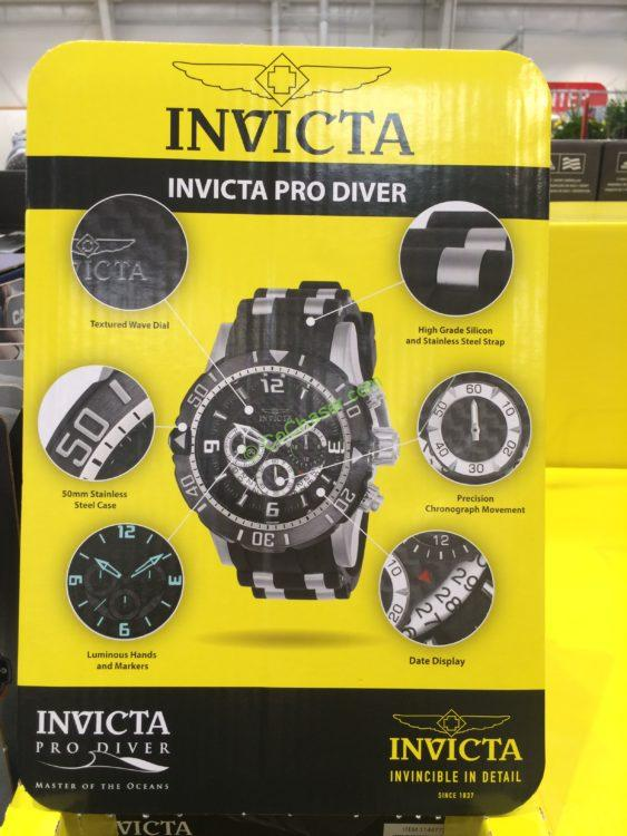 invicta pro diver for kids