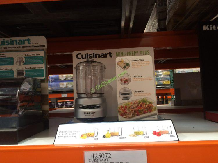 Cuisinart 4-Cup Mini Prep Plus, Model# CGC-4PC5