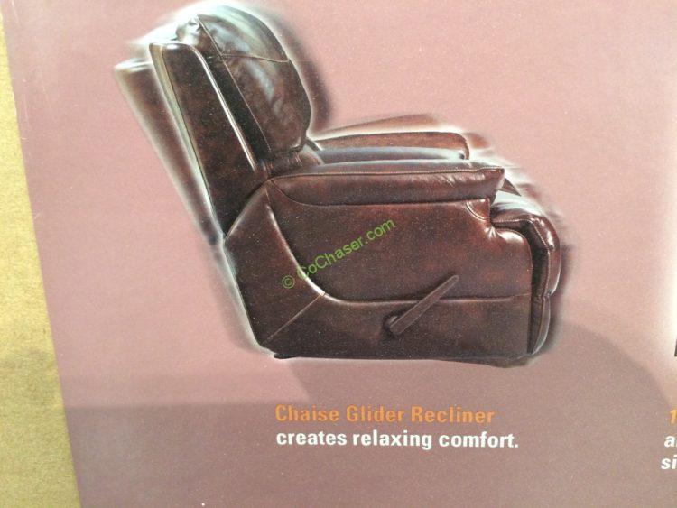 Costco-727756-Simon-Li-Leather-Glider-Recliner-pic