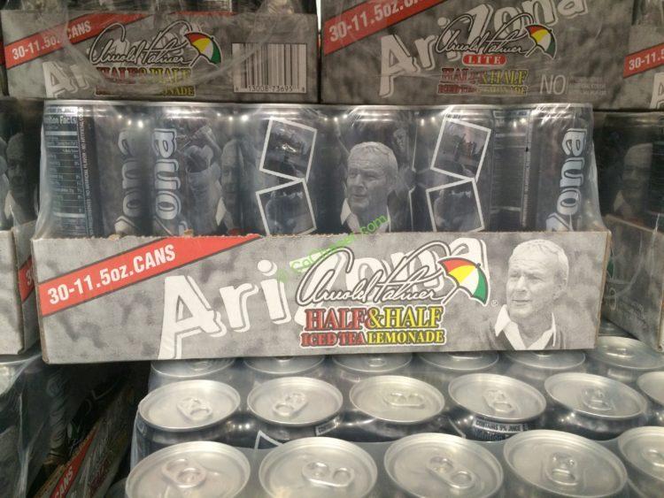 Arnold Palmer Half Iced Tea/Lemonade 30/11.5 Ounce Cans