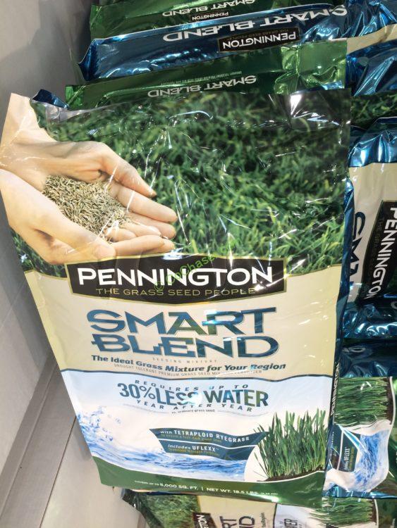 Pennington Smart Blend Seed with Fertilizer 18.5 LB