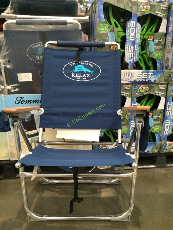 Costco 1018188 Tommy Bahama Hi Boy Beach Chair1