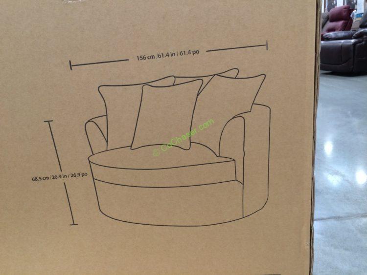 Costco-1041150-Bainbridge-Fabric-Accent-Chair-size