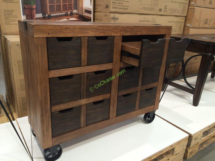 Costco 1041175 Martin Furniture 43 Accent Cabinet1