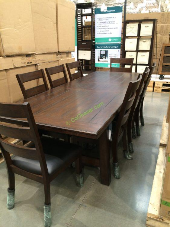 Costco 1041202 Bayside Furnishings 9PC Dining Set