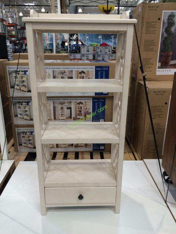 Klaussner Etagere Bookcase