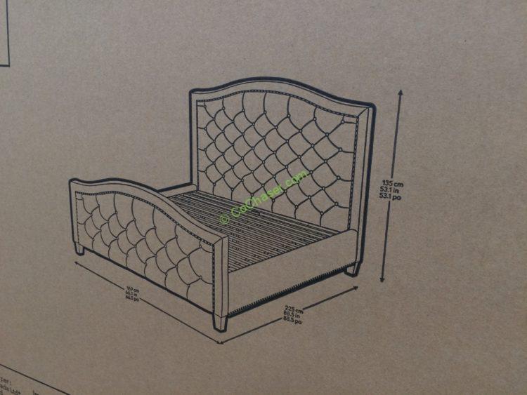 Costco-1075084-Pulaski-Furniture-Upholstered-Queen-size