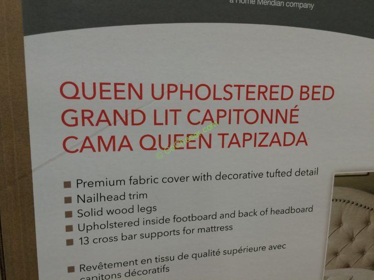 Costco-1075084-Pulaski-Furniture-Upholstered-Queen-spec