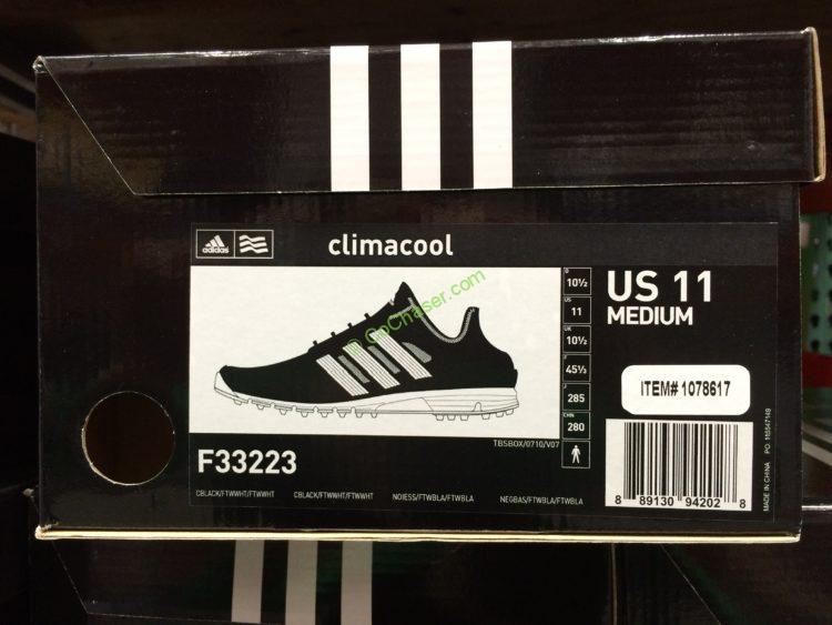 Costco-1078617-Adidas-Climacool-Spikeless-Golf-Shoe-box