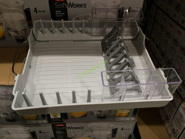 OXO Foldaway Dish Rack