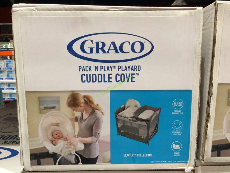 Graco Pack N Play Playard Cuddle Cove