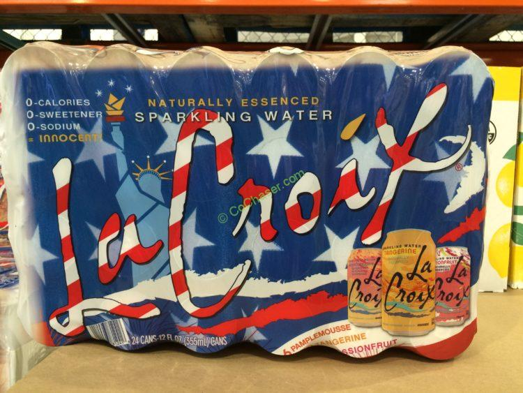 LaCroix Variety Pack 24/12 Ounce Cans