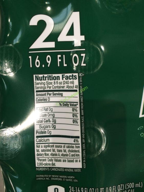 Costco-12731-Perrier-Sparkling-Mineral-Water-chart