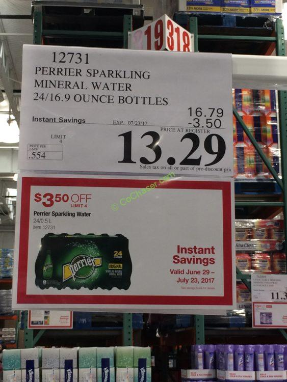 Costco-12731-Perrier-Sparkling-Mineral-Water-tag