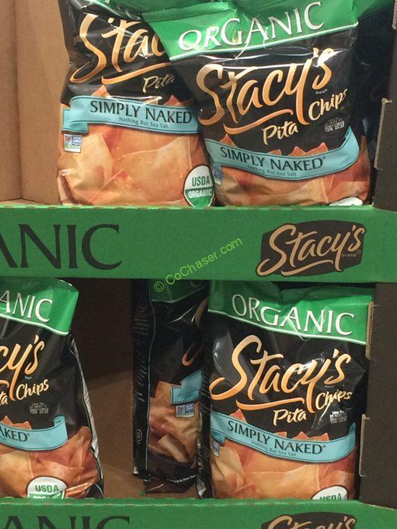 Costco 867221 Organic Stacys Pita Chip All Costcochaser
