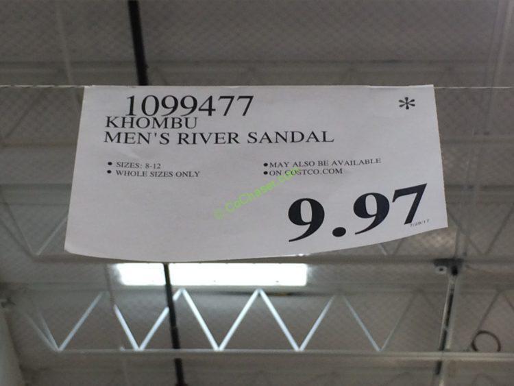 Costco-1099477-Khombu-Mens-River-Sandal-tag