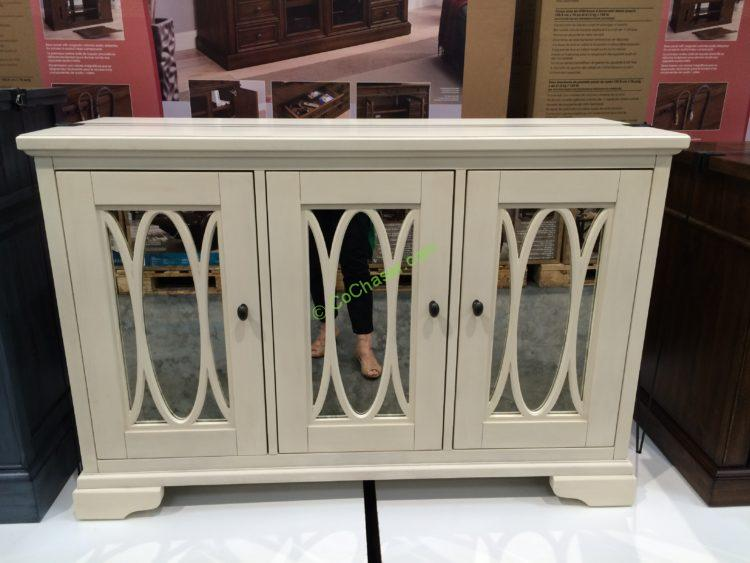 """Universal Broadmoore 49"""" Accent Cabinet"""