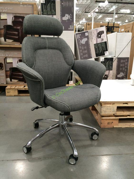 True Innovations Fabric Executive Chair