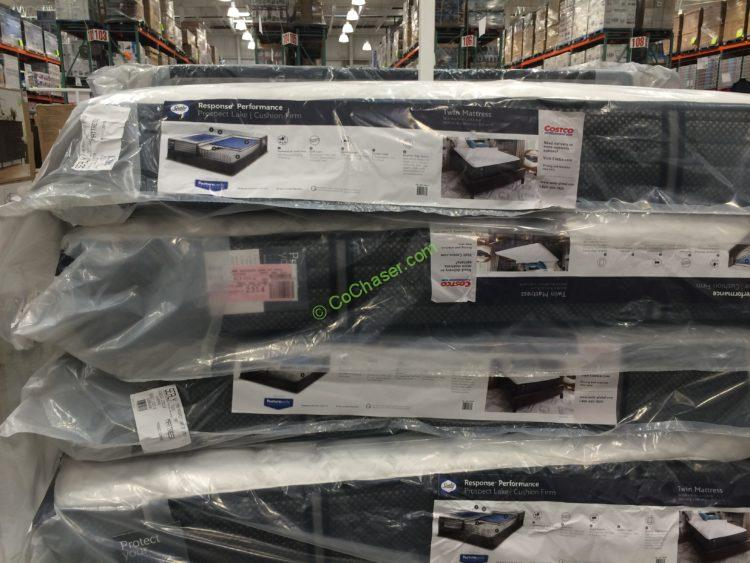 Costco 1160456 Sealy Posturepedic Prospect Lake Twin Mattress