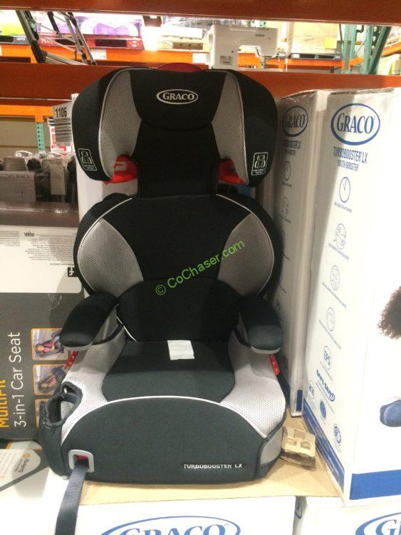 graco turbo boost lx highback booster seat costcochaser. Black Bedroom Furniture Sets. Home Design Ideas
