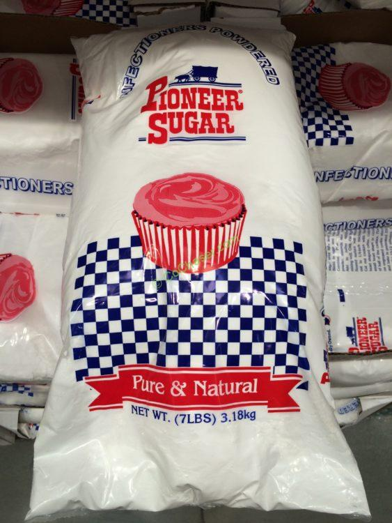 Pioneer Confectioners Powdered Sugar 7 Pound Bag
