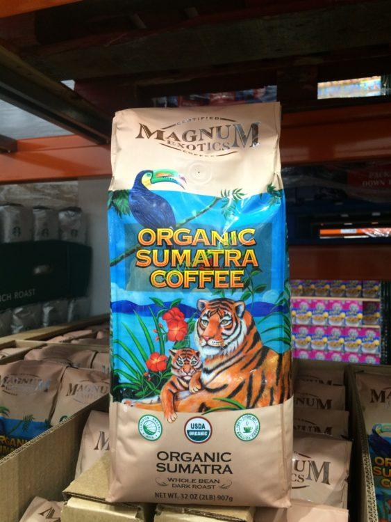 Organic Magnum Sumatra Coffee 2 Pound Bag