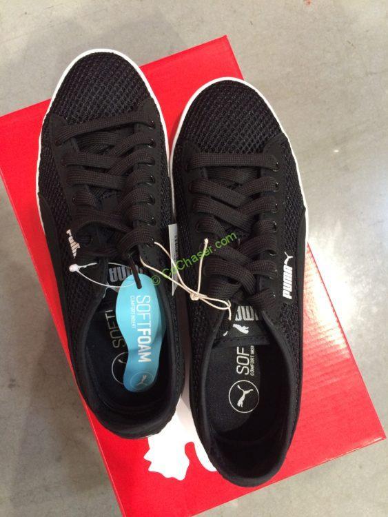 3201fcdc231 Puma Ladies  Mesh Lace up Shoe – CostcoChaser