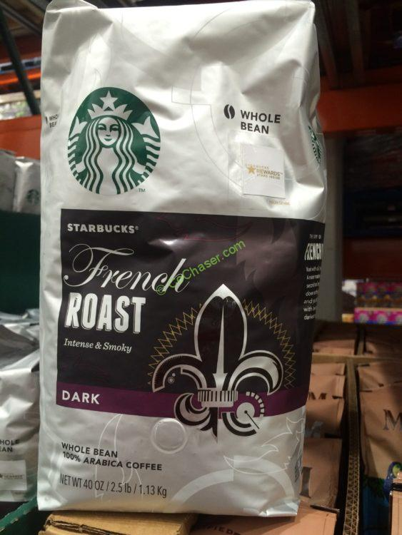 Starbucks French Roast 2.5 Pound Bag
