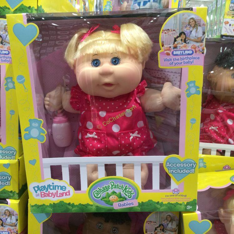 Cabbage Patch Kids Play Time Babies Assortment