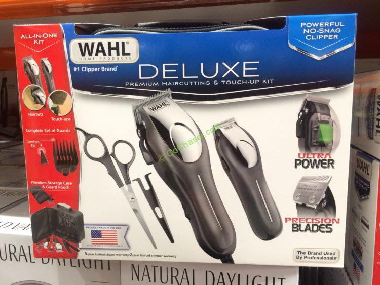Wahl Deluxe Haircut Kit Costcochaser