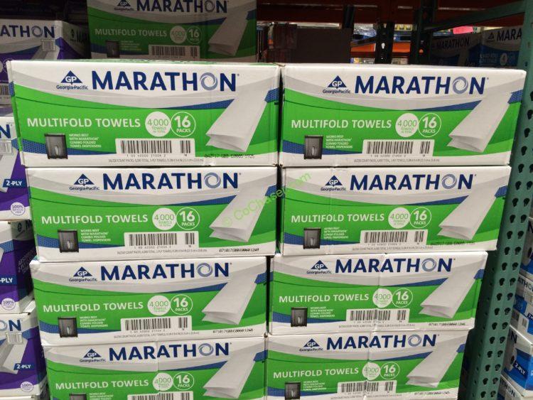 Marathon M Fold Towel 4000 Count – CostcoChaser