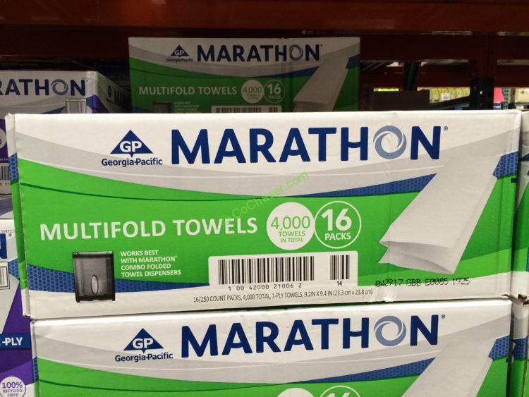 Marathon M-Fold Towel 4000 Count