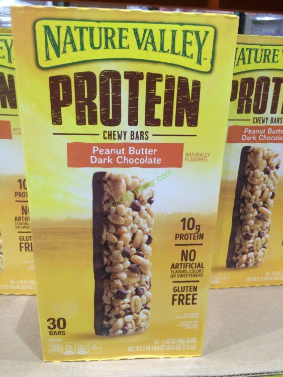 Nature Valley Protein Chewy Bars 30 Count Box