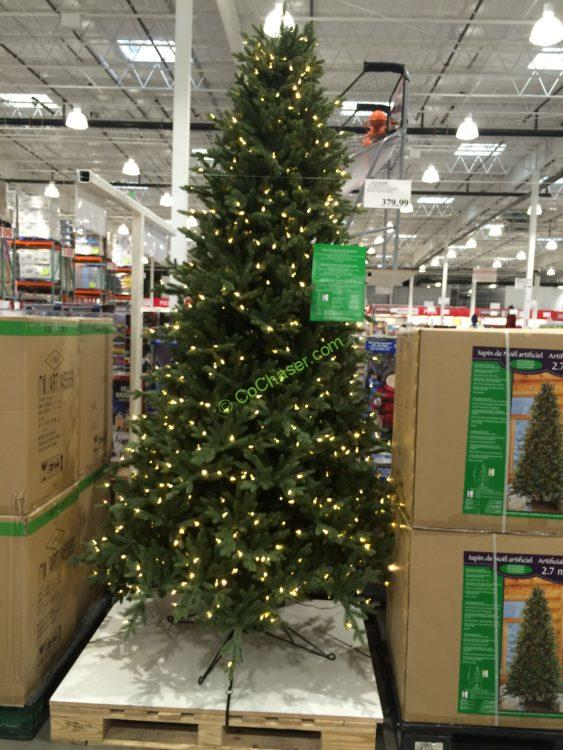 Costco-1455658-Pre-Lit-LE- EZ-Connect-Dual-Color-Christmas-Tree2