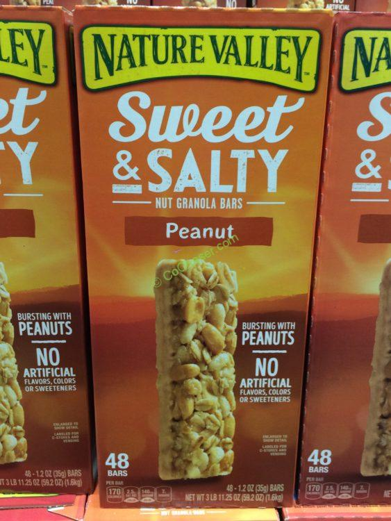 Nature Valley Sweet & Salty Bars 48 Count Box