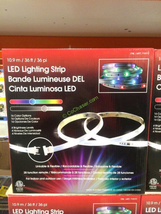 Design Solutions 3 Pack 12 Foot Tape Light Costcochaser