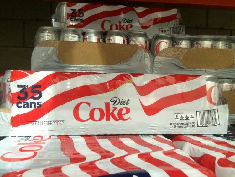 Diet Coke 35/12 Ounce Cans