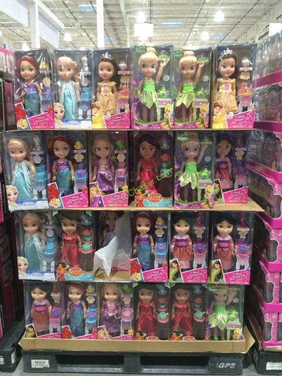 Disney Princess Toddler Doll Costcochaser
