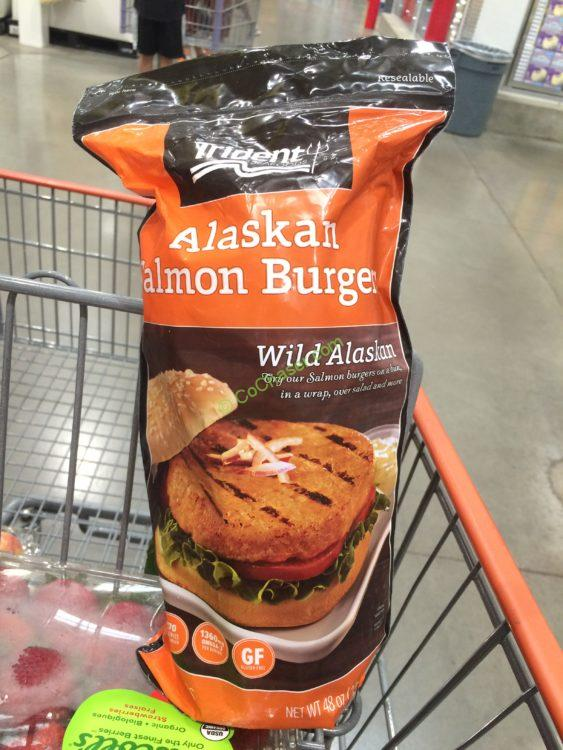 Whole Foods Salmon Burger Nutrition Facts