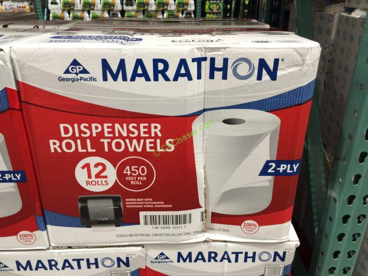Marathon Ultra 2 PLY Roll Towel 12 Rolls