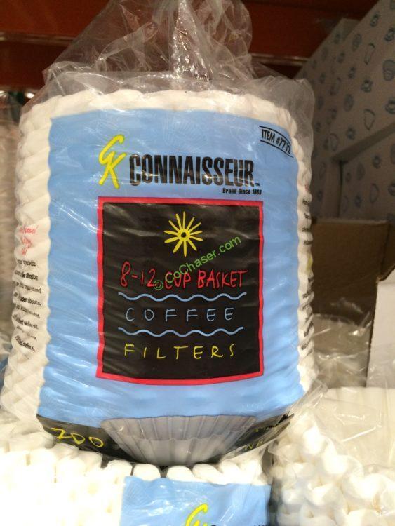 Connaisseur Basket Coffee Filters 700 Count