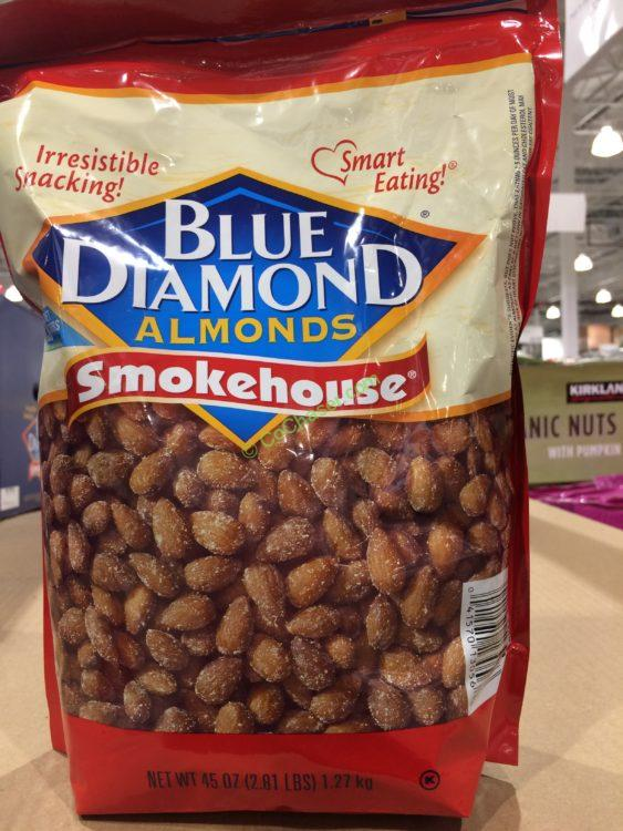 Blue Diamond Smokehouse Almonds 45