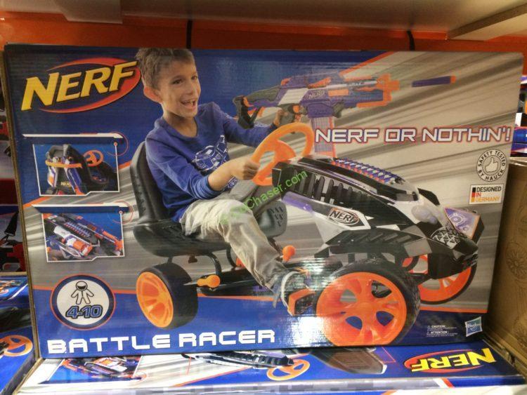 Hauck Nerf Battle Racer – CostcoChaser