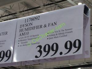 Costco-1176092-Dyson-Humidifier-Fan-AM10-tag