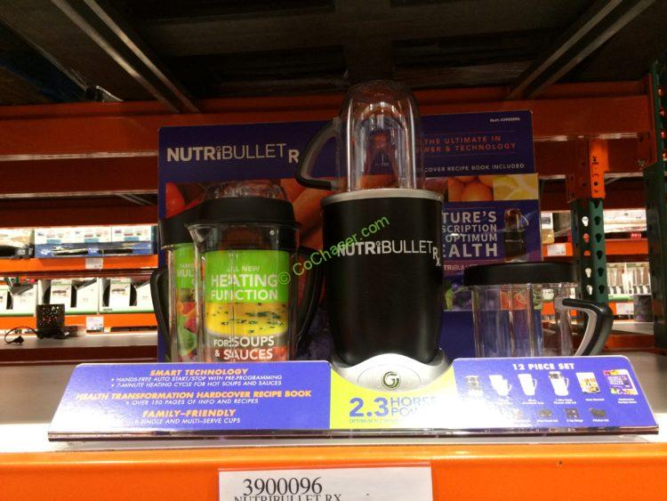 Nutribullet RX 14 Piece Set