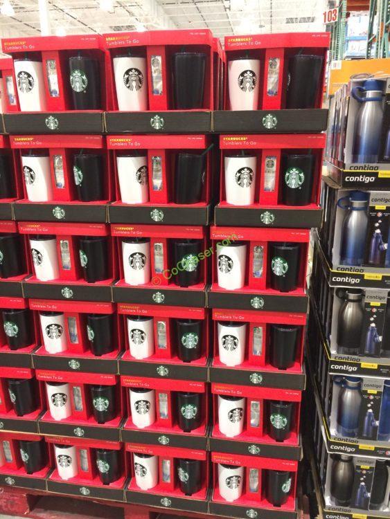 Starbucks 20OZ Stainless Steel Tumbler 2PK Set
