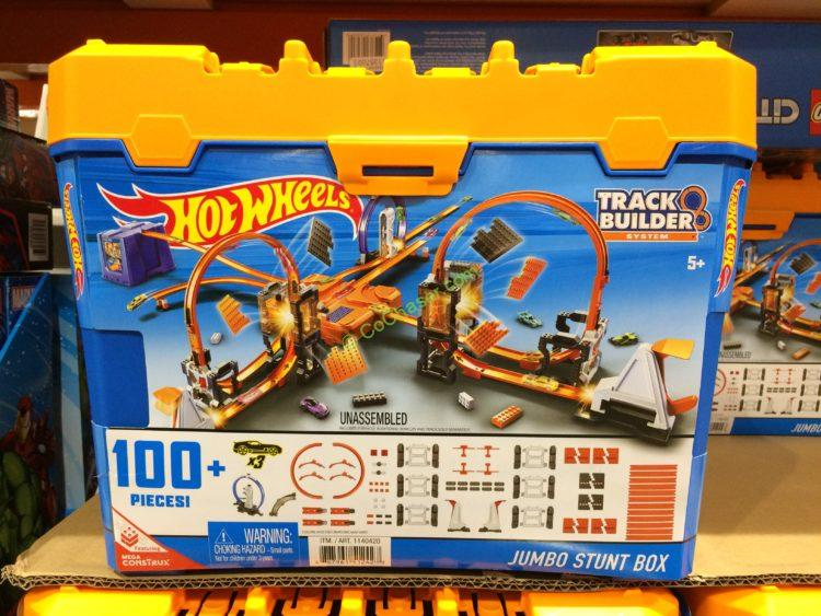 how to build track builder hotwheels