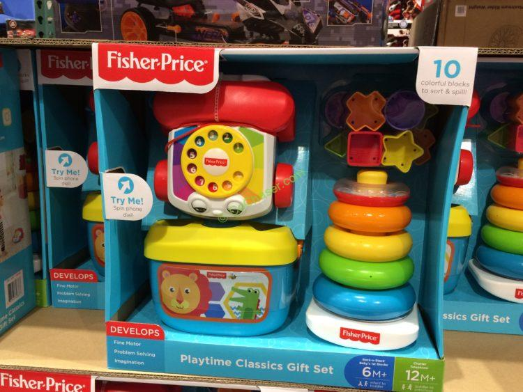 Fisher-Price Infant Classics Gift Set