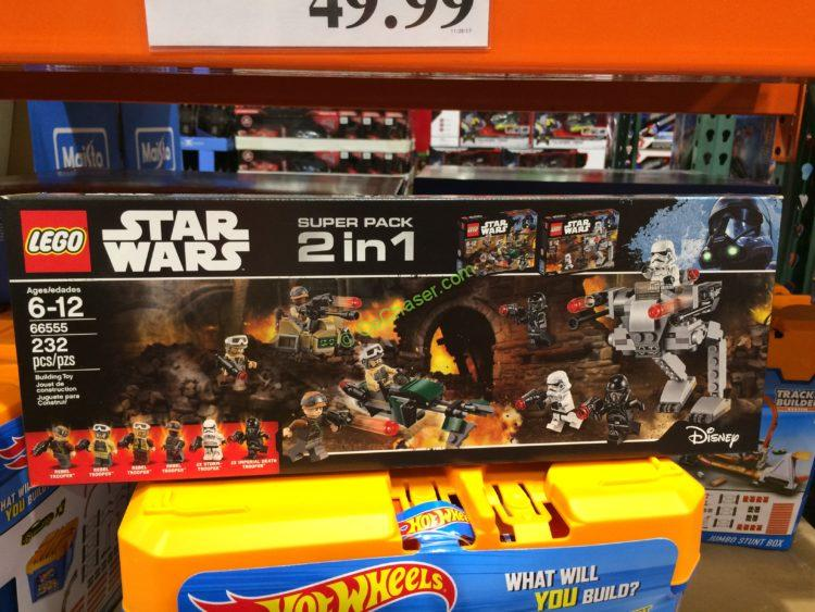 Lego Star Wars 2 Pack Set Assortment Costcochaser